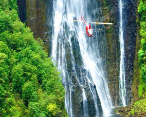 Private Helicopter Tour Kauai, Extended Island Adventure - 75 Minutes