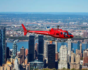 Helicopter Tour New York City, Big Apple Flight - 15 Minutes