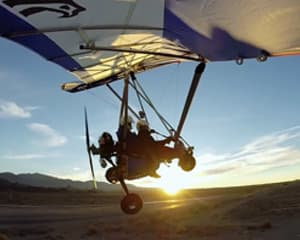 Trike Discovery Flight, Albuquerque - 20 Minutes - FREE HI-RES GOPRO VIDEO INCLUDED