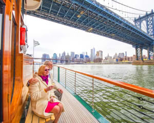 NYC Cruise, AIANY Around Manhattan Architecture Tour - 2.75 Hours