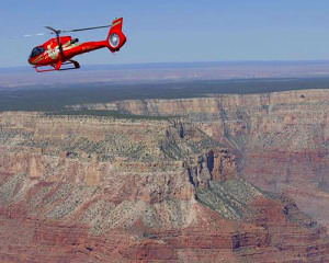 Grand Canyon Helicopter Tour, South Rim Grand Kingdom Flight - 50 Minutes