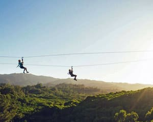3 Hour Zipline Oahu, North Shore