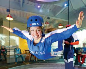 Indoor Skydiving Houston-Memorial - 2 Flights