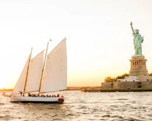 NYC Skyline Sunset Sail - 2 Hours
