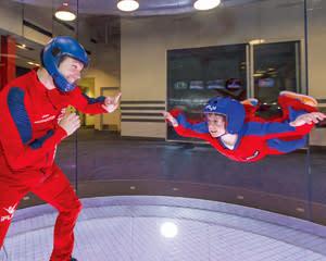 Indoor Skydiving Sacramento - 2 Flights
