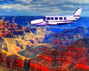 Grand Canyon Plane Tour, Sedona to South Rim - 2 Hours