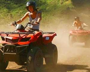 ATV Guided Tour Oahu, Kualoa Ranch - 1 Hour