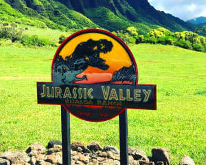 Oahu Movie Sites Tour, Kualoa Ranch - 90 Minutes