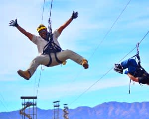 Ziplining Sedona - 2 Hours (Includes 5 Ziplines and Rope Bridge Walk!)