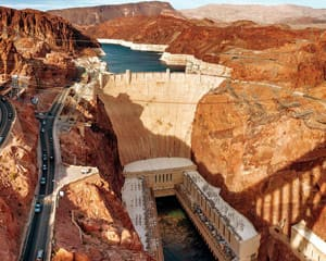 Helicopter Tour Hoover Dam - 6 Minutes