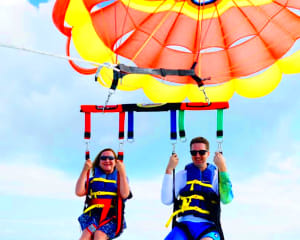 Parasailing Key West - 10 Minute Flight (MORNING EARLY BIRD SPECIAL!)