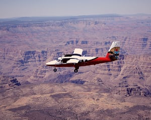 Grand Canyon South Rim Plane Tour - 50 Minutes