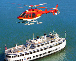 Helicopter Tour San Francisco - 25 to 30 Minutes