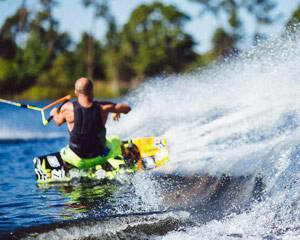 Wakeboarding Miami - 2 Hours (Up to 6 People!)