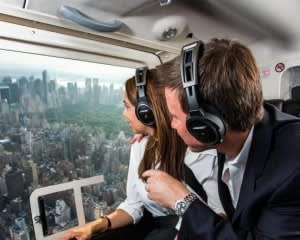 Private Helicopter Ride New York City - 15 Minutes