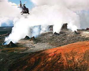 Helicopter Tour Big Island, Kilauea Volcano Deluxe - 1 Hour 45 Minutes