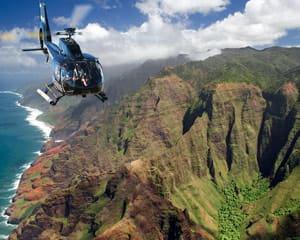 Kauai Helicopter Tour, Ultimate Adventure - 50 Minutes (SPECIAL PRICE - BOOK BEFORE 8:30AM OR AFTER 2:00PM)