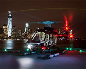 Helicopter Ride New York City, Night Flight, 25-30 Minutes