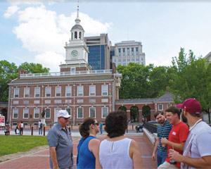 Philadelphia Walking Tour, Philly History - 2 Hours