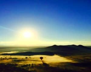 Hot Air Balloon Ride Phoenix Area, Sunrise Flight - 1 Hour