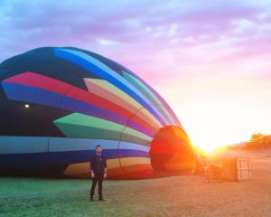 Hot Air Balloon Ride Chandler - 1 Hour Sunset Flight