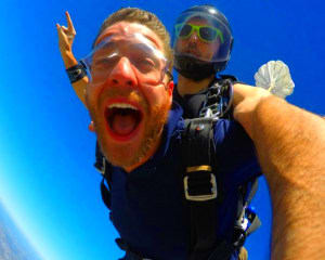 Skydive San Francisco, Novato, 10,000ft Jump