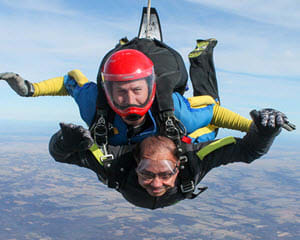 Skydive Kansas City - 10,500ft Jump