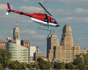 Helicopter Tour Buffalo - 20 Minutes