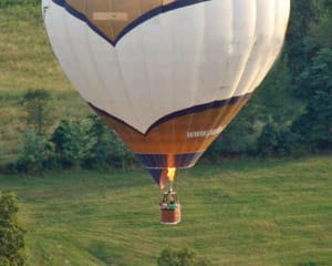 Hot Air Balloon Ride Louisville, Private Basket - 1 Hour Flight