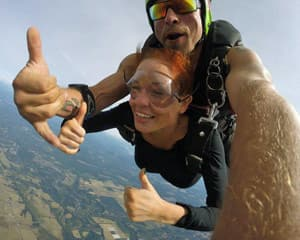 Skydive Toledo, Weekday Special - 13,000ft Jump