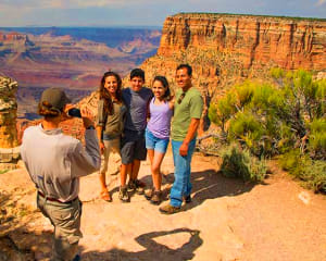 Jeep Tour Grand Canyon South Rim, Grand Entrance Tour - 2 Hours