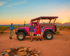 Jeep Tour Grand Canyon South Rim, Desert View Tour - 3 Hours