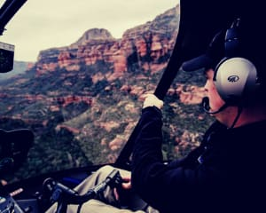 Helicopter Tour Sedona, Dust Devil Tour - 20 Minutes