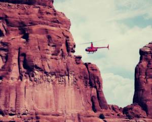 Helicopter Tour Sedona, Desert Thunder Tour - 30 Minutes