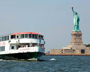 New York City Cruise, Pier 83 Midtown - 2 Hours 30 Minutes (Circle All of Manhattan!)