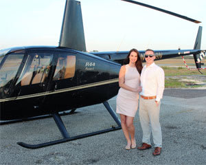 Helicopter Ride Jacksonville, TPC Sawgrass Golf Course Sunset Tour (*3rd passenger rides free!) - 20 Minutes