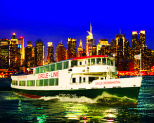 2 Hour New York City Night Time Harbor Cruise