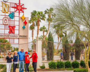 Heart of Las Vegas Walking Tour - 2.5 Hours