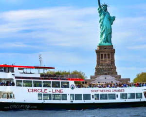 New York City Cruise, Pier 83 Midtown - 1 Hour (See the Statue of Liberty!)