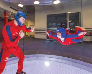 Indoor Skydiving iFLY Tampa - 2 Flights