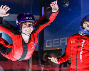 Indoor Skydiving Scottsdale, iFLY Phoenix - 2 Flights