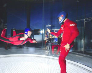 Indoor Skydiving Fort Worth - 2 Flights