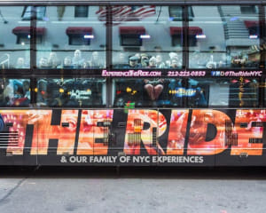 The Tour New York City, Interactive Bus Tour