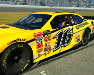 Nascar Drive 5 Minute Time Trial Daytona International