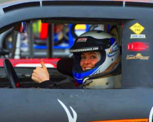 NASCAR Drive, 5 Minute Time Trial - Kansas Speedway