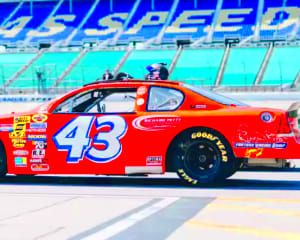 NASCAR Drive, 8 Minute Time Trial - Kansas Speedway