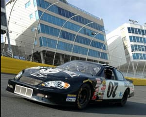 NASCAR Drive, 8 Minute Time Trial - Indianapolis Motor Speedway