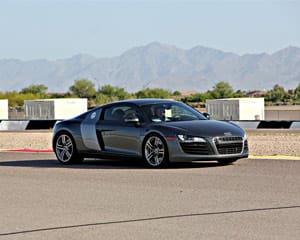 Audi R8 3 Lap Drive - Houston Grandsport Speedway