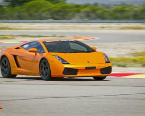 Lamborghini Gallardo 3 Lap Drive - Willow Springs Raceway Los Angeles