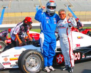 INDY-STYLE CAR Ride, 3 Laps - Atlanta Motor Speedway